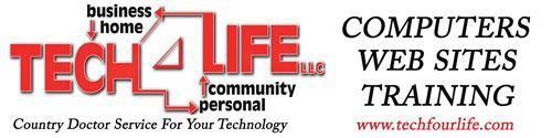 tech four life computers websites training