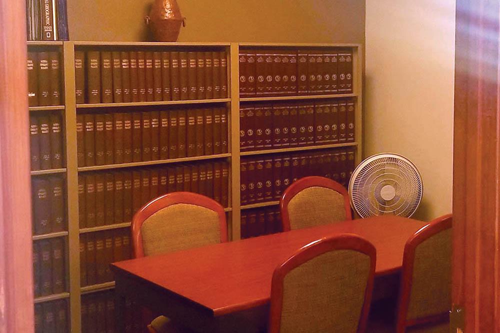 Reed Study room