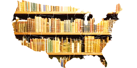 USA in books