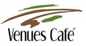 Venues Cafe Logo