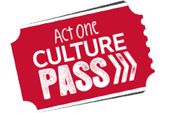 culture pass ticket logo