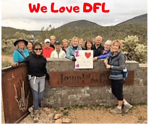 we love desert foothills library