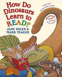 how do dinosaurs read