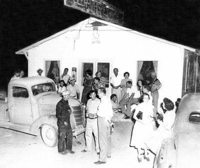 harold's Corral circa 1940s