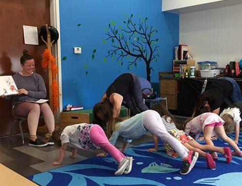 Valentine's Yoga Storytime at Desert Foothills Library