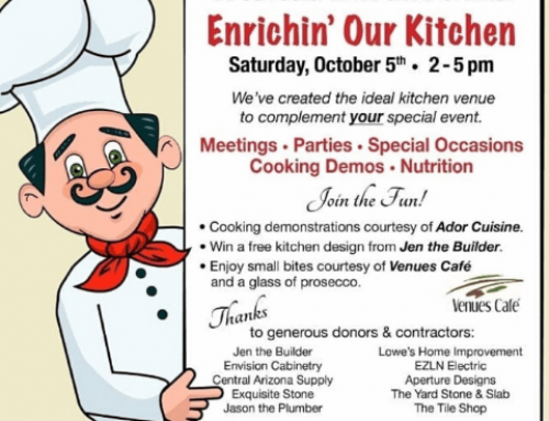 Enrichin' Our Kitchen!