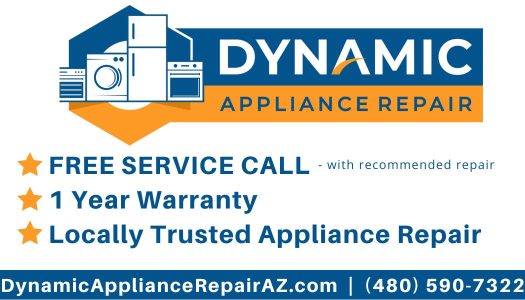 Dynamic Appliance Repair - local repair company