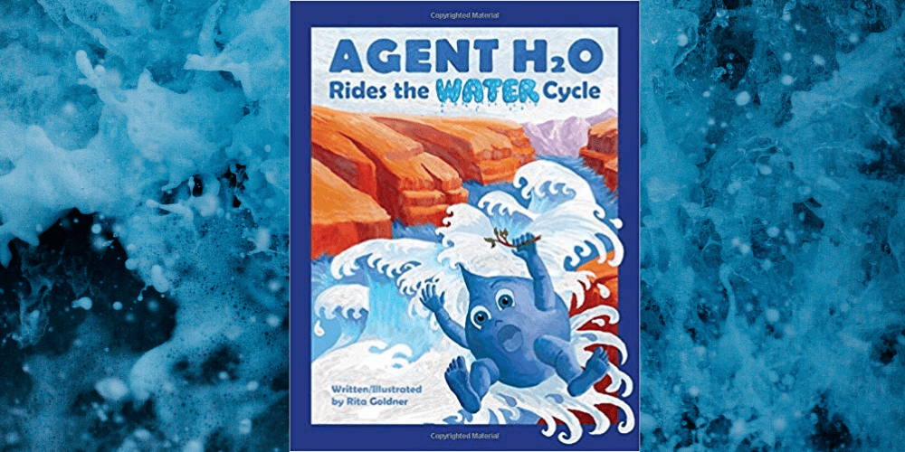 Agent H20 Rides the Water Cycle