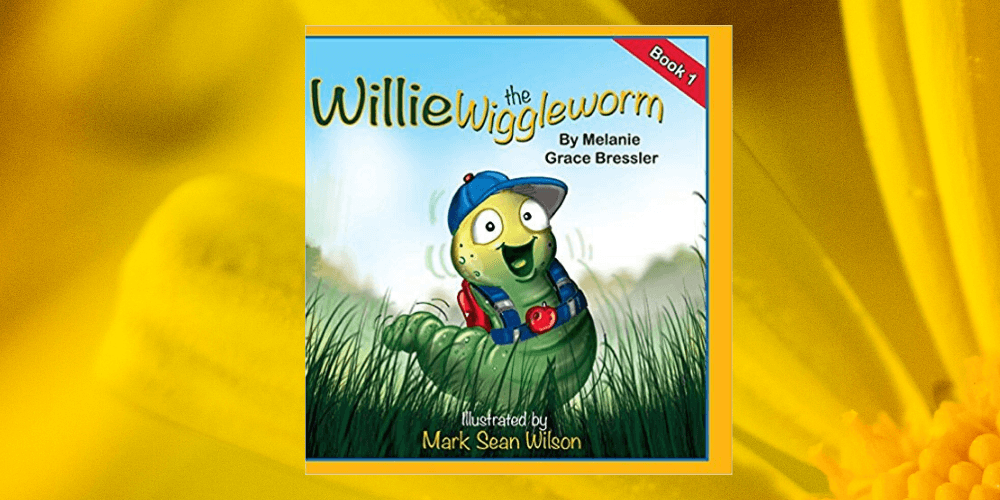 Book cover of Willie the Wiggleworm