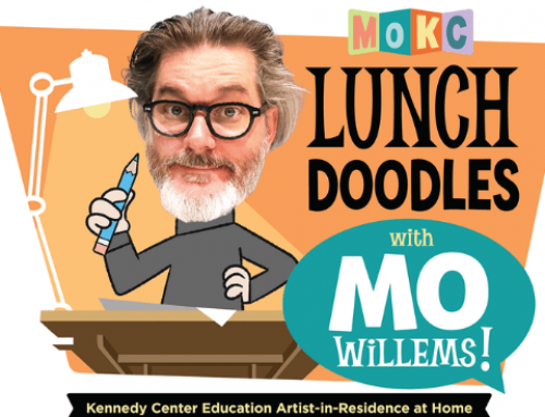 We Love Mo Willems!